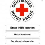 Erste Hilfe DRK iPhone App 1