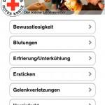 Erste Hilfe DRK iPhone App 4
