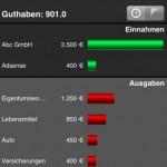 Haushaltsplaner Budget App 4