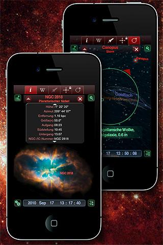 Astronomie Apps