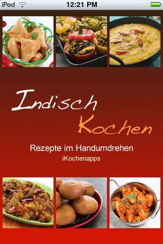 indisch kochen app