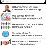 Top VerkuferCoach Geffroy iPhone App 4