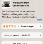 Wohin Where to go iPhone App 5