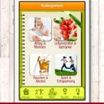 Krebs vorbeugen iPhone beste App 3