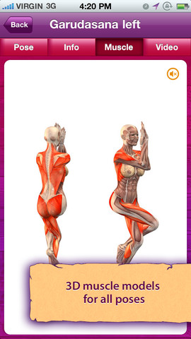 All in Yoga 300 Poses Yoga App iPod iPad 2012 5