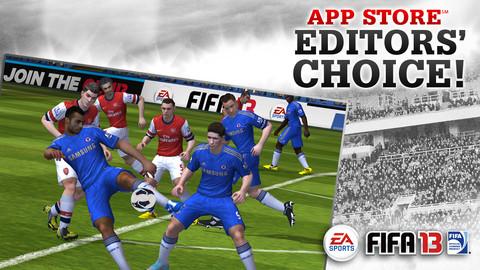 FIFA 13 iPhone Spiel 2012 und 2013 1