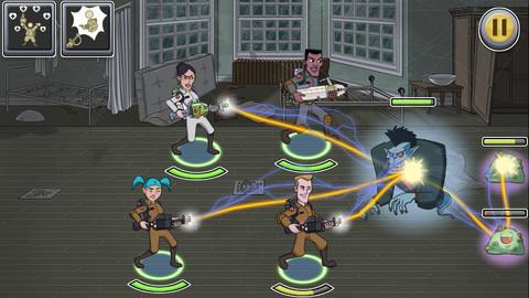 ghostbusters iphone spiel 2