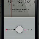 homesickFM Radio App iPhone 2013 Mai 3