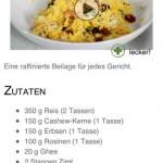 Indisch Kochen iPhone App